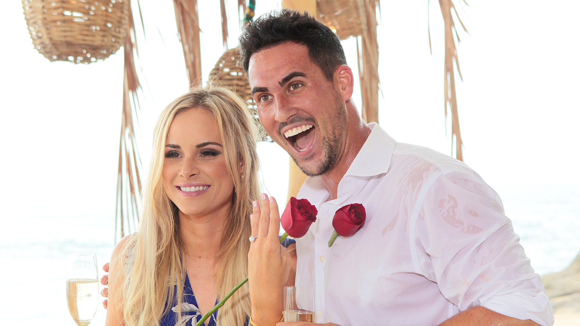 Amanda Stanton and Josh Murray on 'Bachelor in Paradise'