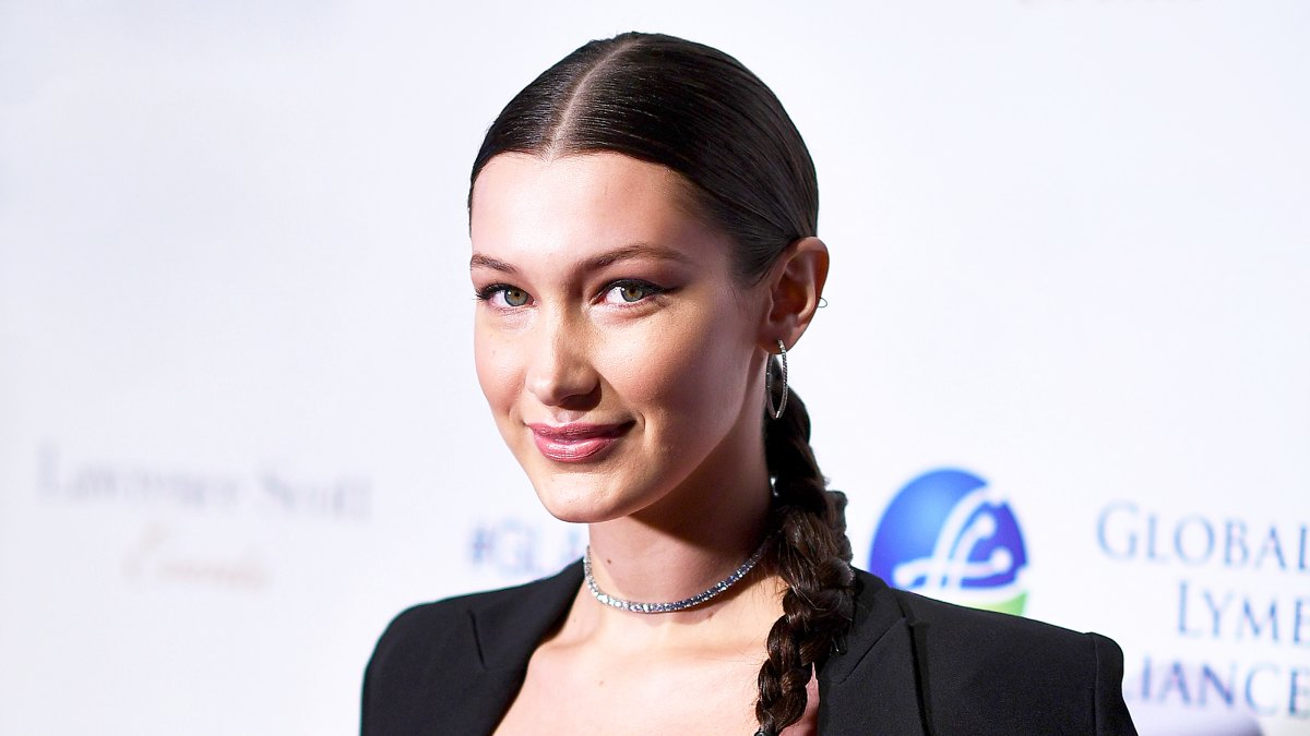 Bella Hadid Launches Clothing Line With Chrome Hearts