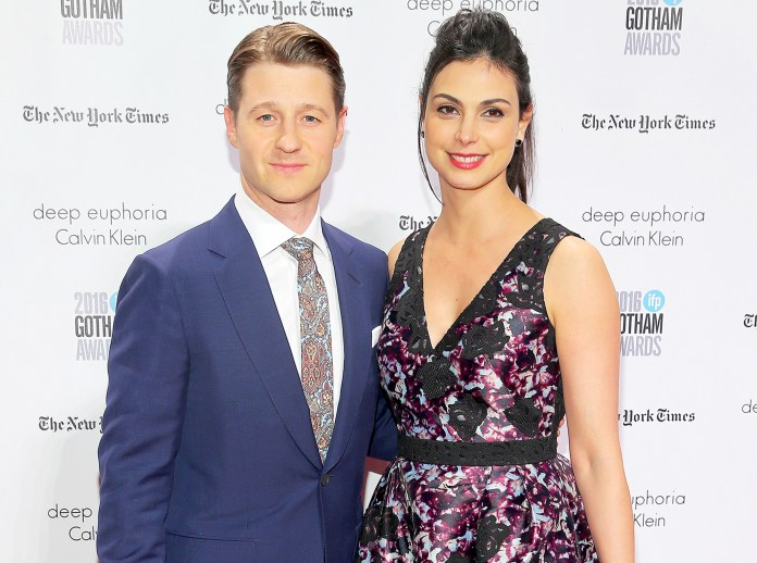 Image result for Ben McKenzie and Morena Baccarin