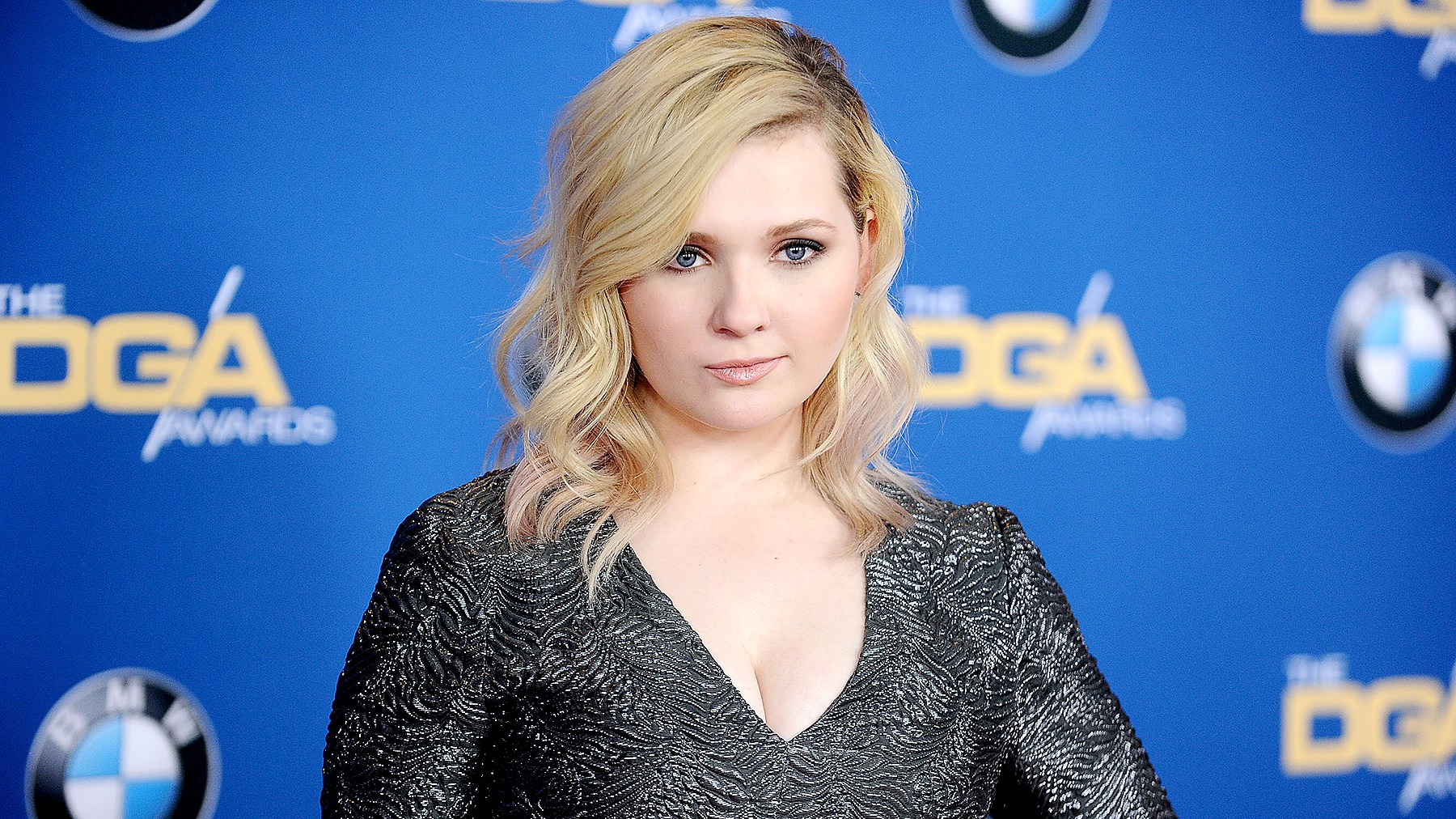 Abigail Breslin attends the 68th annual Directors Guild of America Awards at the Hyatt Regency Century Plaza on February 6, 2016 in Los Angeles, California.