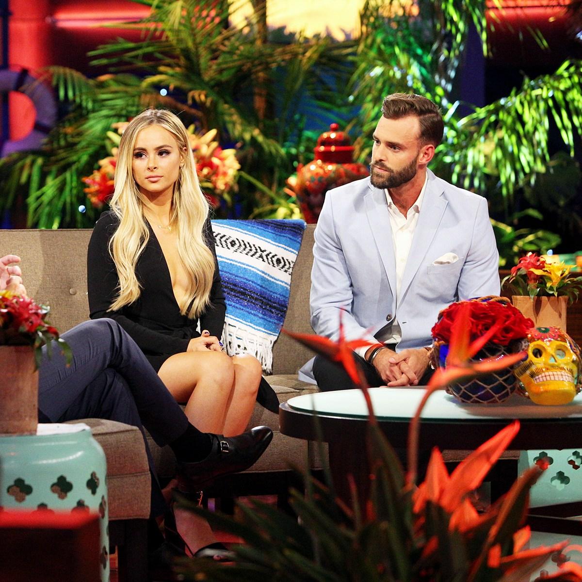 Amanda Stanton Robbie Hayes Bachelor in Paradise