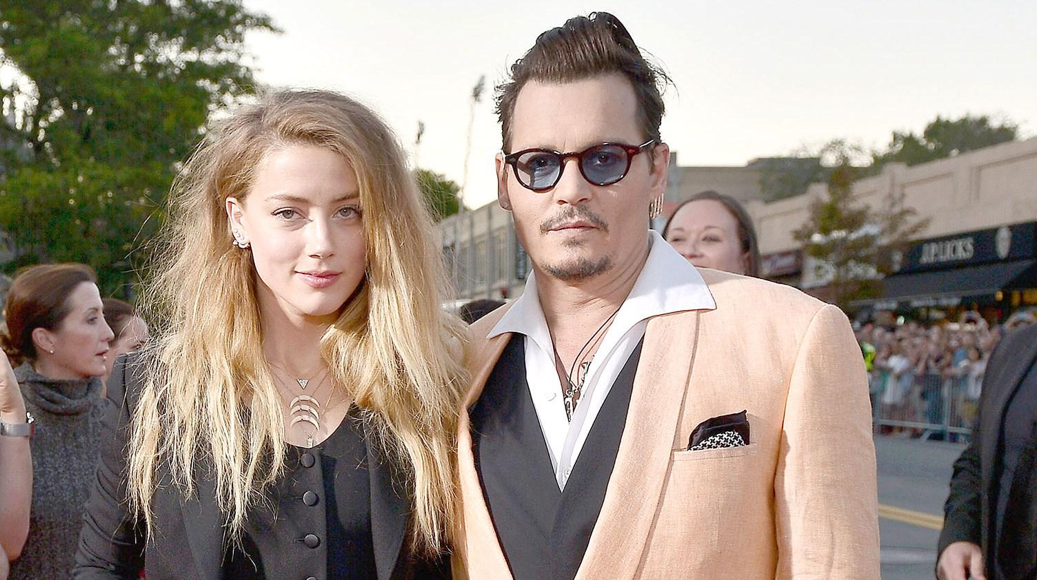 Amber Heard Johnny Depp Divorce