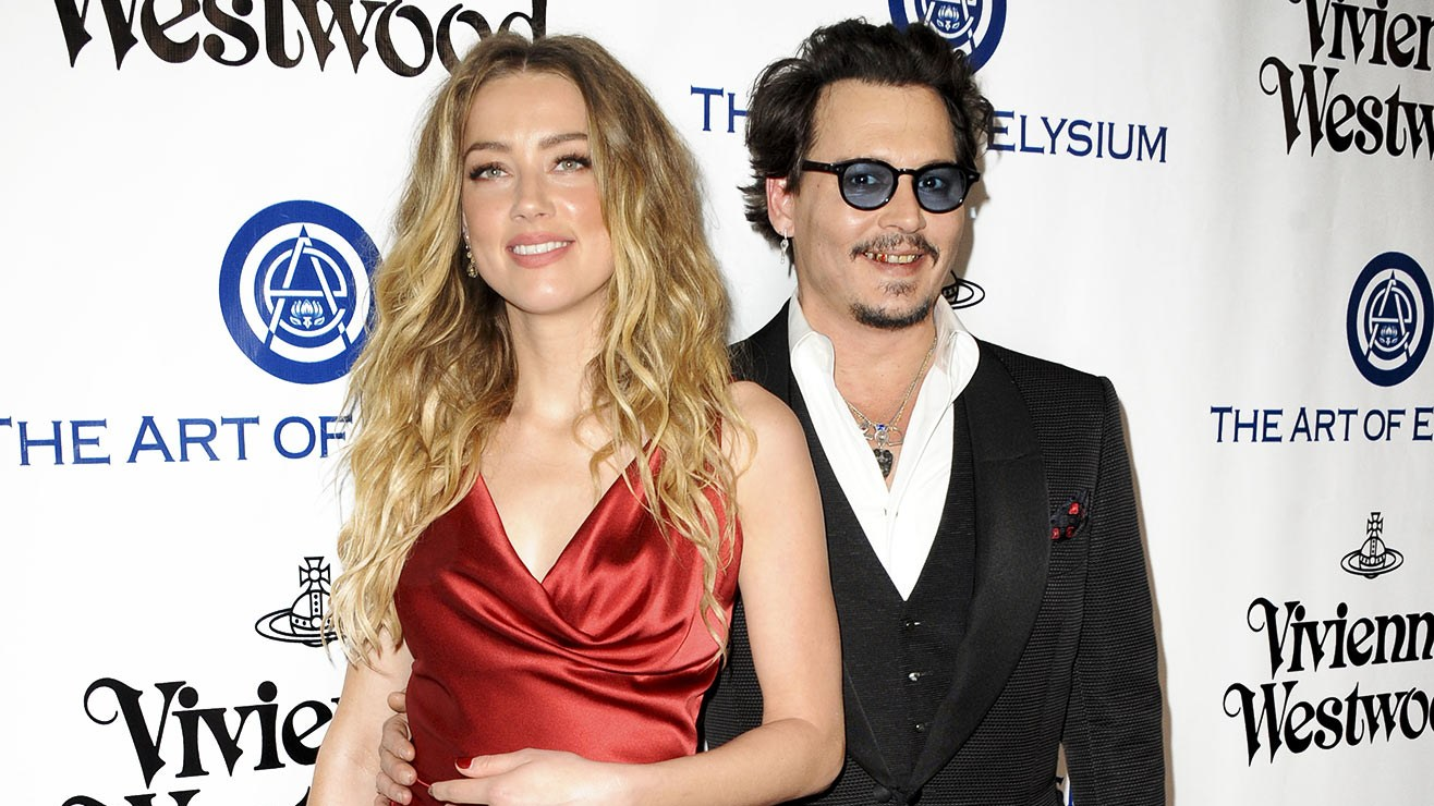 Johnn Depp, Amber Heard