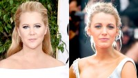 Amy Schumer and Blake Lively