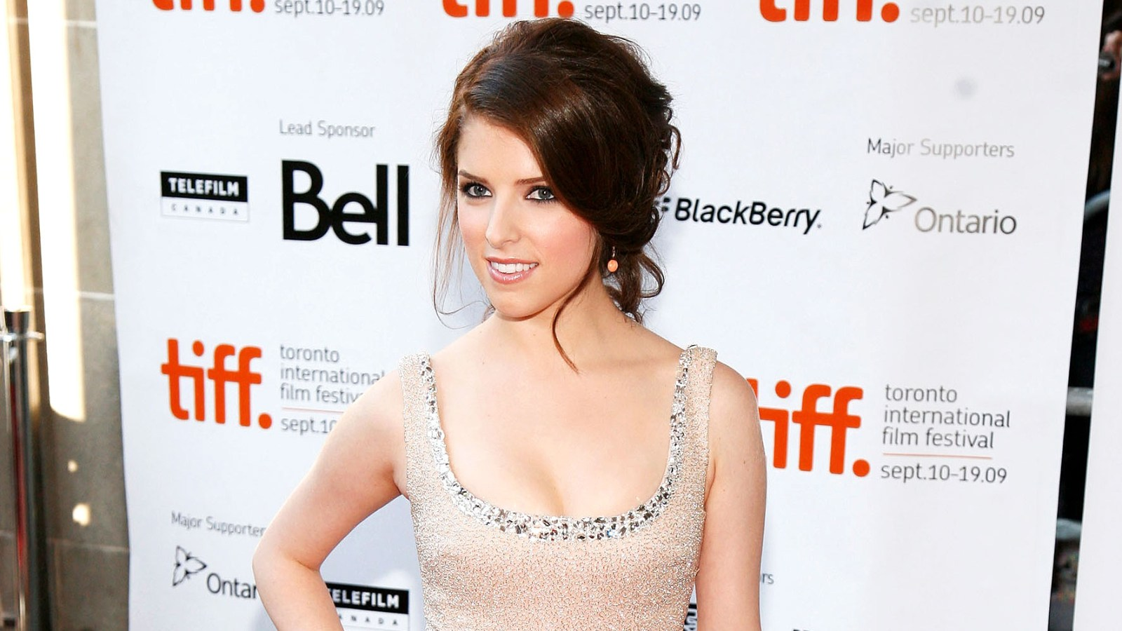 That Time Anna Kendrick Had To Buy Her Own Red Carpet Shoes