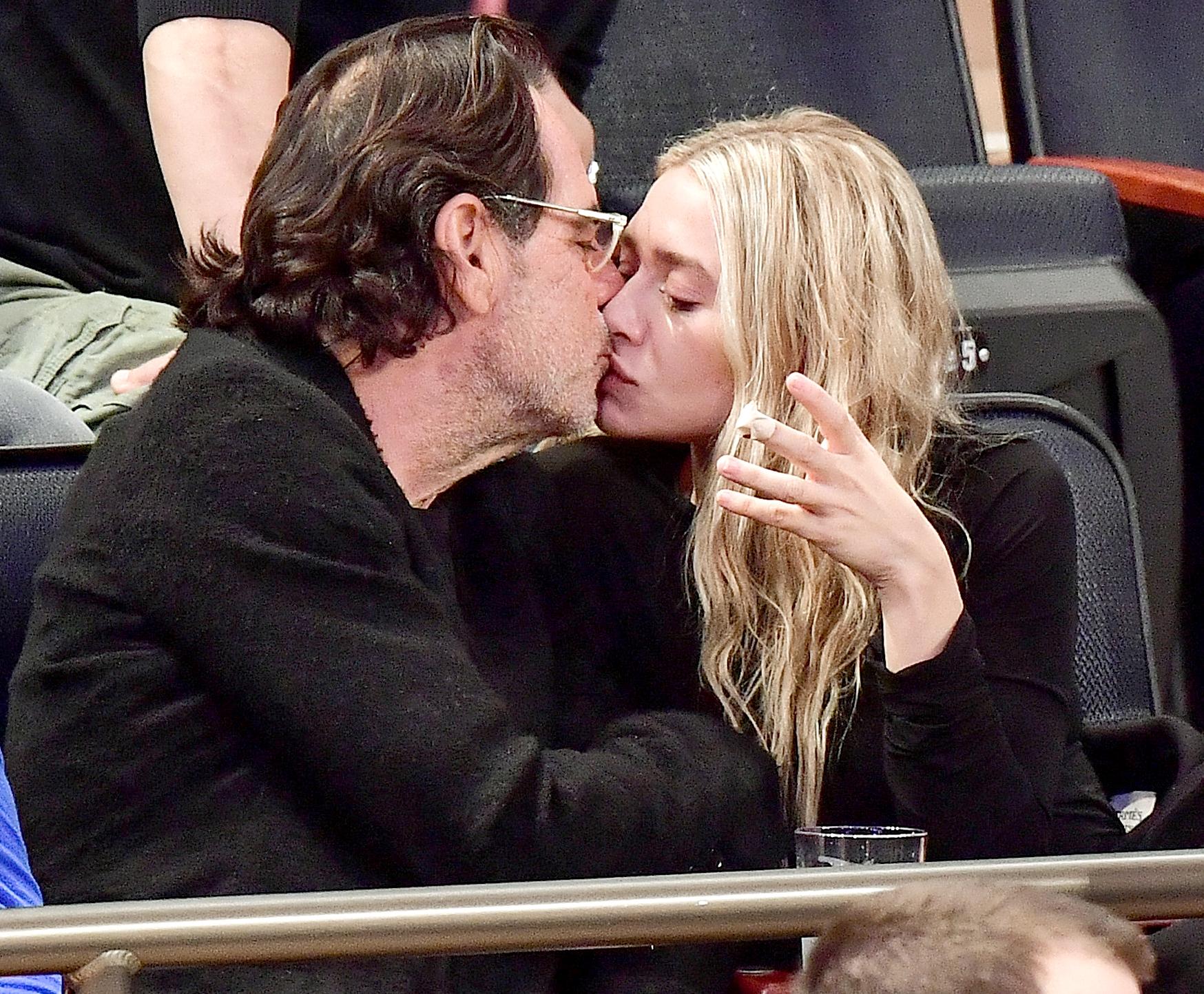 Olsen ashley dating madison