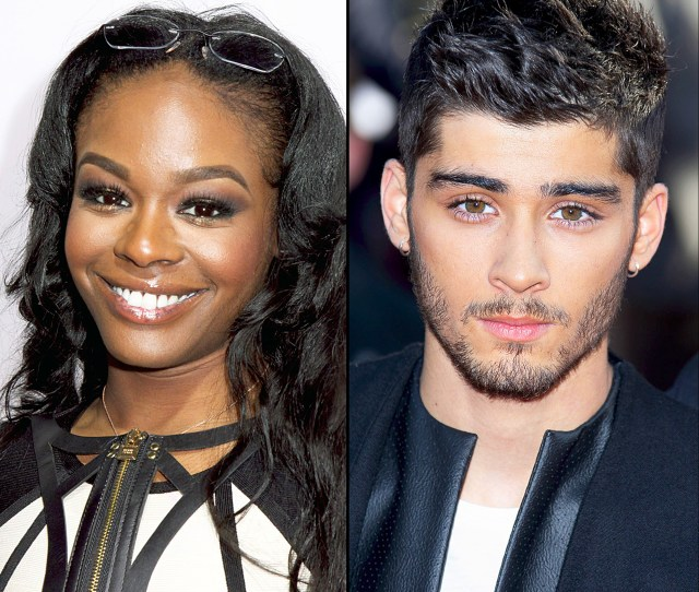 Azealia Banks And Zayn Malik