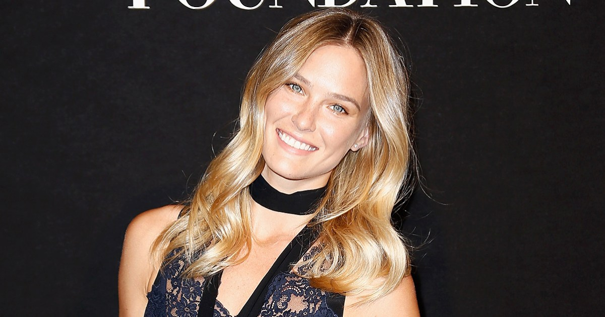 Bar Refaeli Poses In Lingerie Six Weeks After Giving Birth-5814