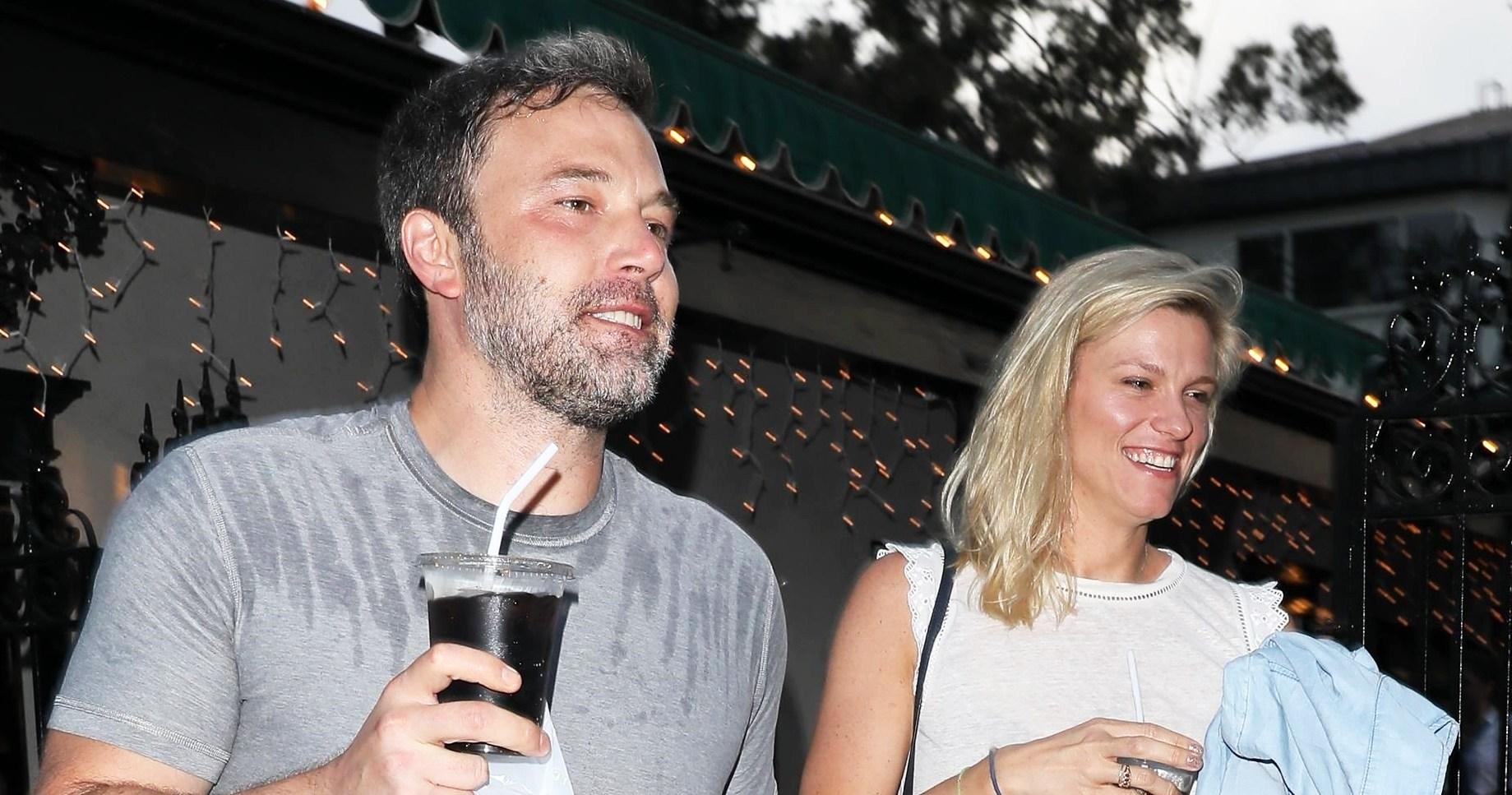Ben Affleck and Lindsay Shookus: A Timeline of Their ... Ben Affleck Split