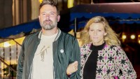 Ben Affleck, Lindsay Shookus, Movie Date, It, New York City