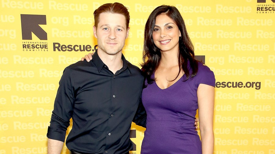 Ben McKenzie and Morena Baccarin attend the 6th Annual GenR Summer Party Hosted By International Rescue Committee at Tribeca Rooftop on July 19, 2016 in New York City.