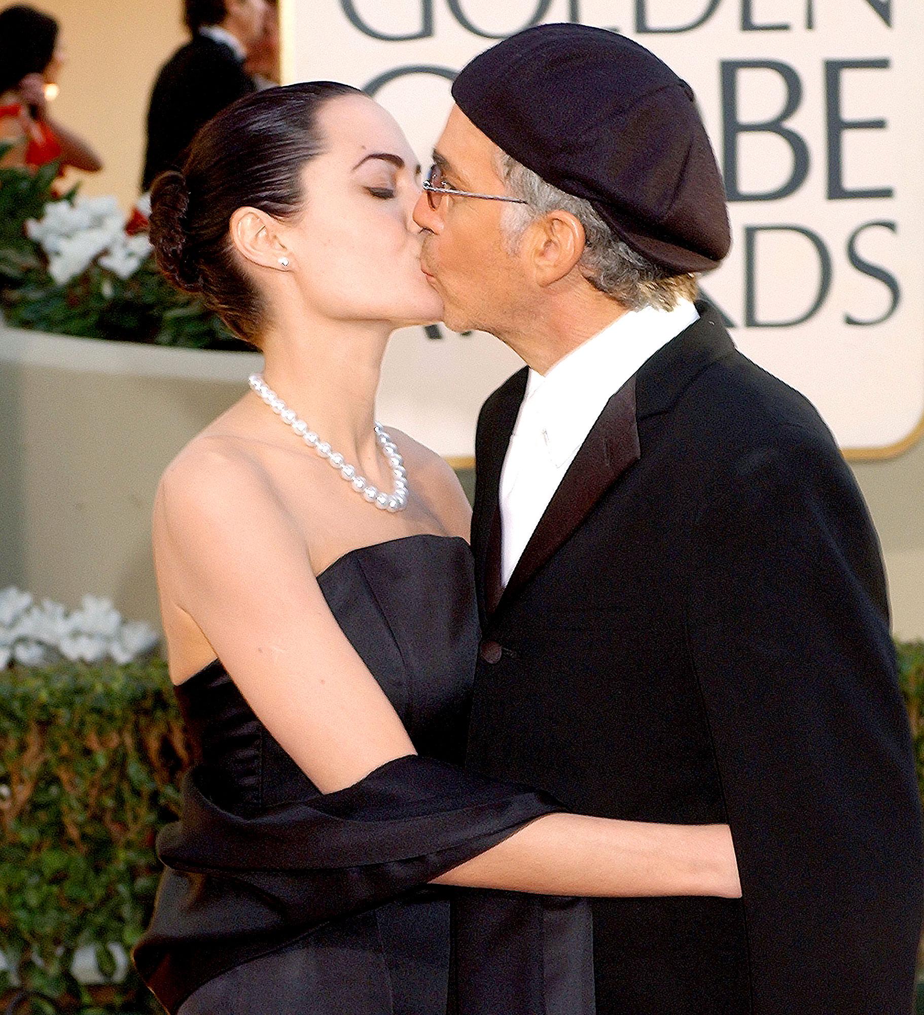 Billy Bob Thornton Angelina Jolie Wedding Dress