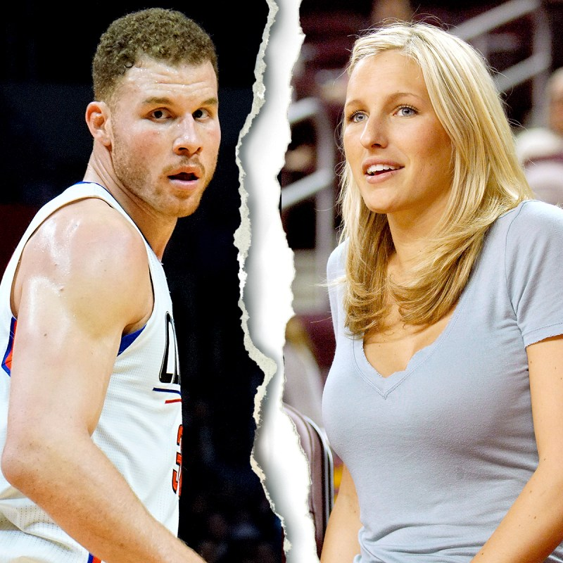 Blake Griffin and Brynn Cameron ended their relationship