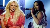 Britney Spears, Rihanna, VMAs