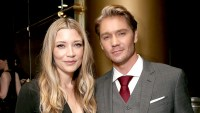 "Sarah Roemer and Chad Michael Murray attend the premiere Of Momentum Pictures' ""Outlaws And Angels"" at Ahrya Fine Arts Movie Theater on July 12, 2016 in Beverly Hills, California."
