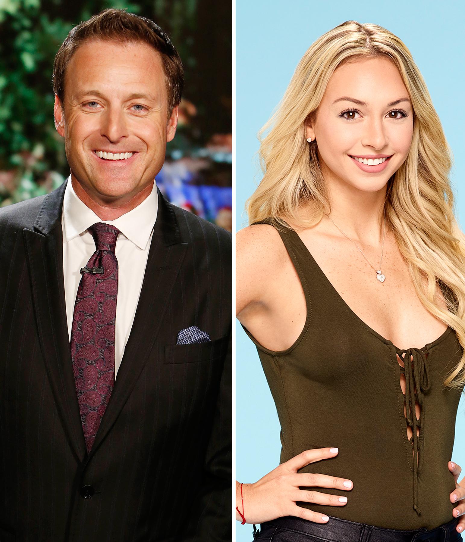 Chris Harrison Praises Bachelors Corinne Doing Very Well