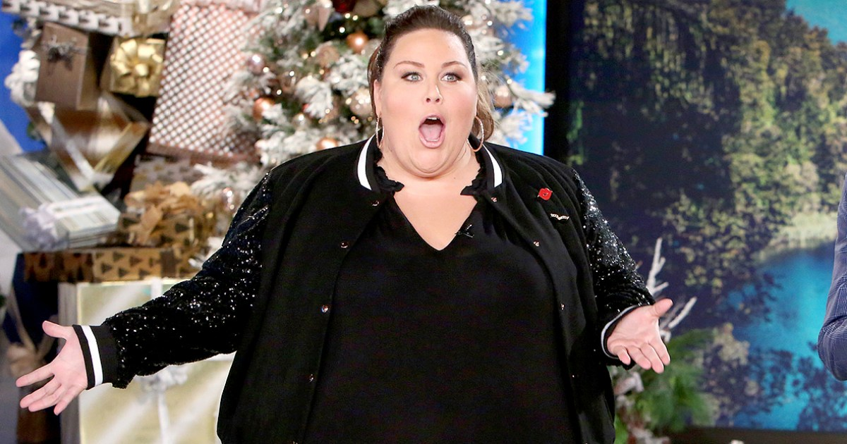 Chrissy Metz Is Excited To Lose Weight For This Is Us