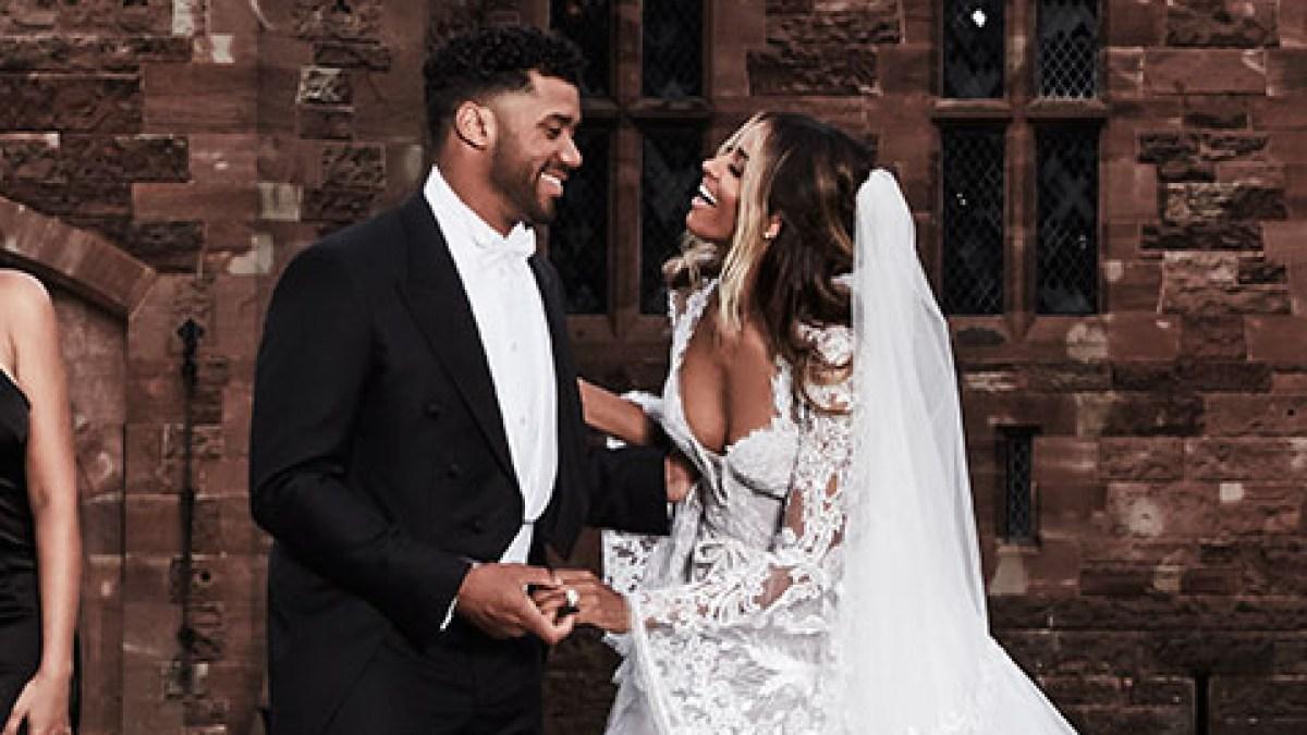 Official Wedding Photos.Drool Over Ciara And Russell Wilson S Official Wedding Photos