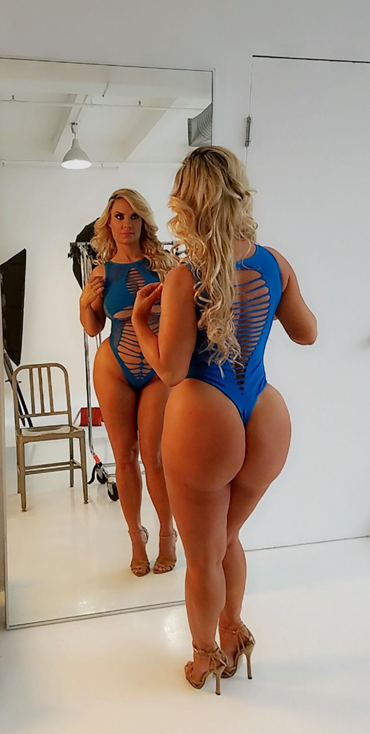 Hot Ass Coco Pics