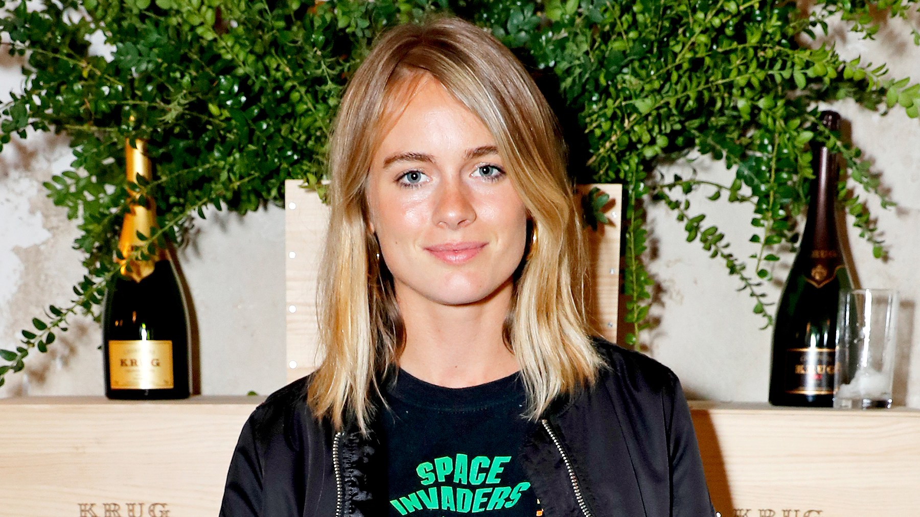 "Cressida Bonas attends Krug Festival ""Into The Wild"" at The Grange, Hampshire, on July 29, 2017 in Northington, United Kingdom."
