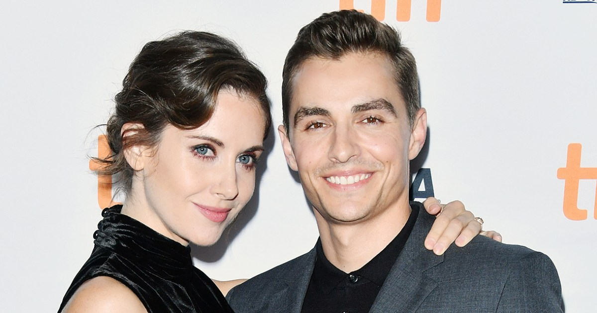 Dave Franco Jokes Wife Alison Brie Was 'Only Option' For