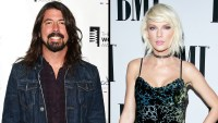 Dave Grohl, Taylor Swift
