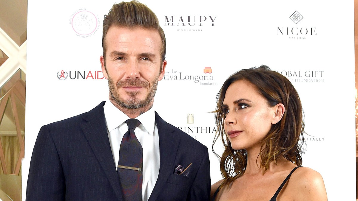 0826b019e Victoria Beckham Gushes Over 'Soulmate' David Beckham