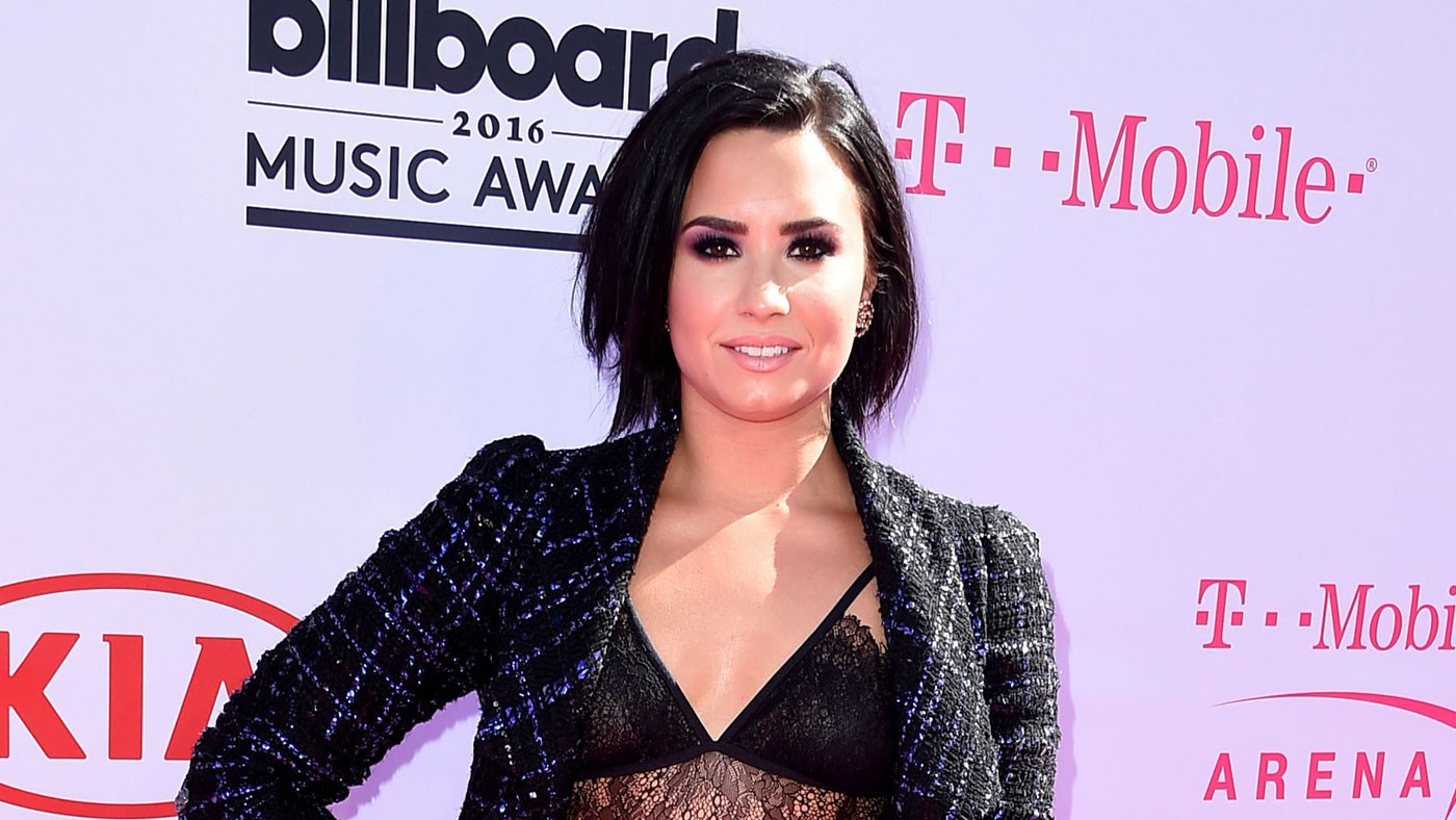 Demi Lovato is mourning the death of her great-grandmother