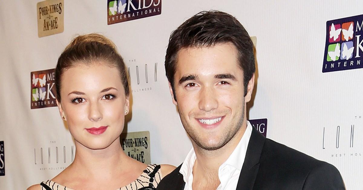 Emily VanCamp Engaged to 'Revenge' Costar Josh Bowman
