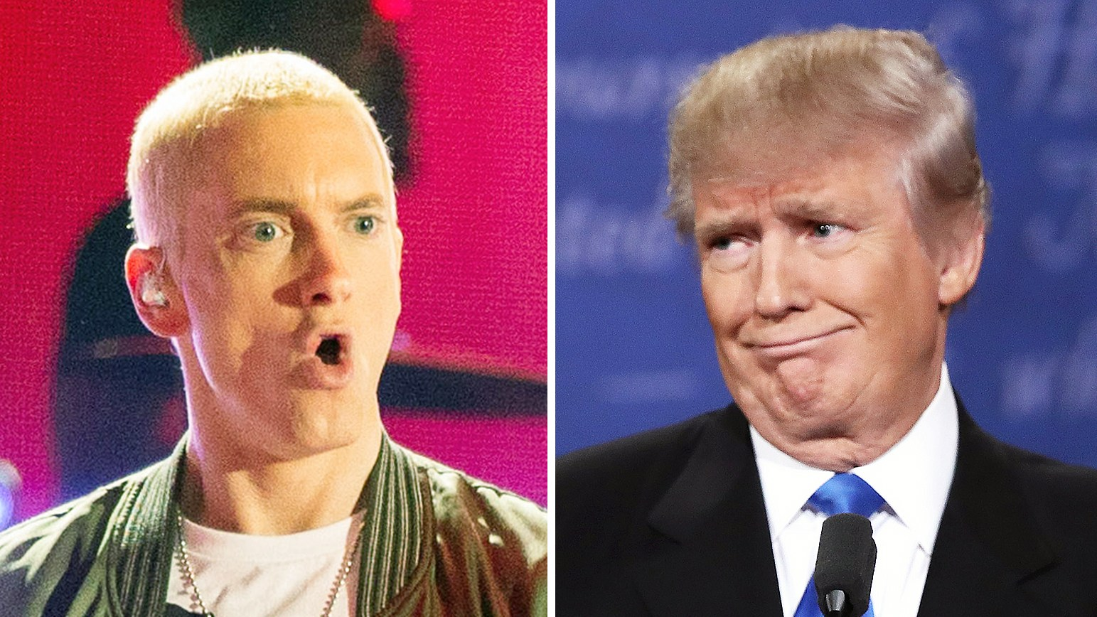 Eminem Donald Trump