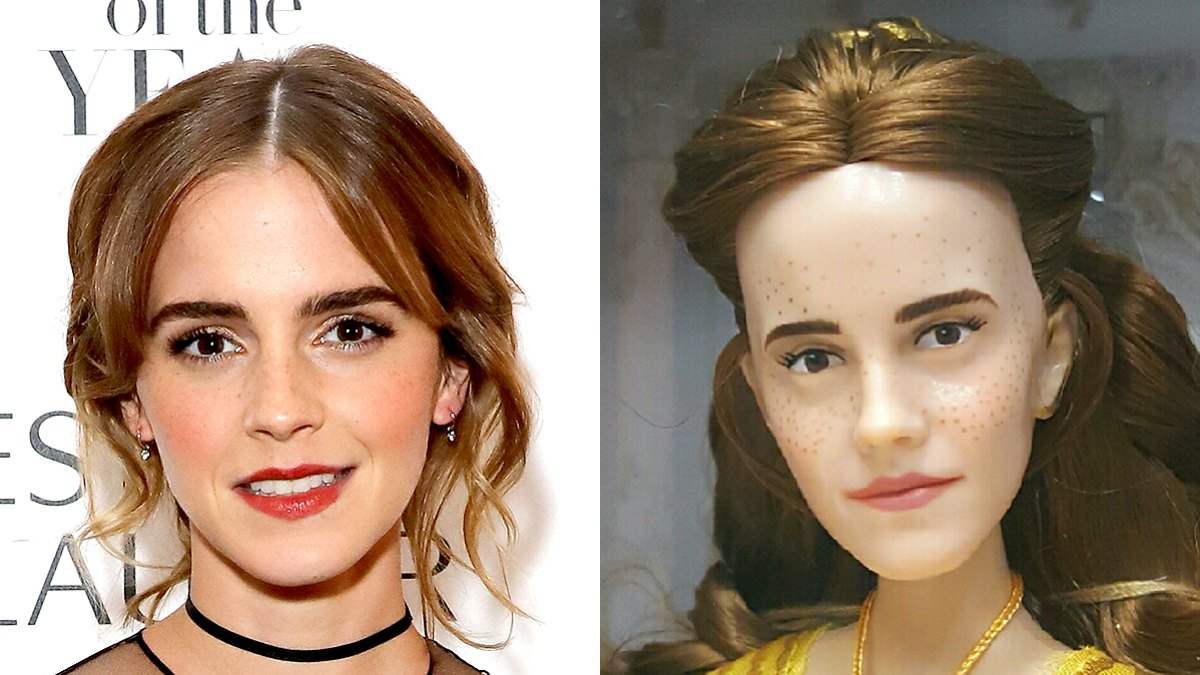 The Internet Has Some Thoughts About Emma Watson S Belle Doll