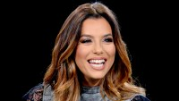 Eva Longoria speaks on stage at The 2017 MAKERS Conference at Terranea Resort and Spa on February 7, 2017 in Rancho Palos Verdes, California.