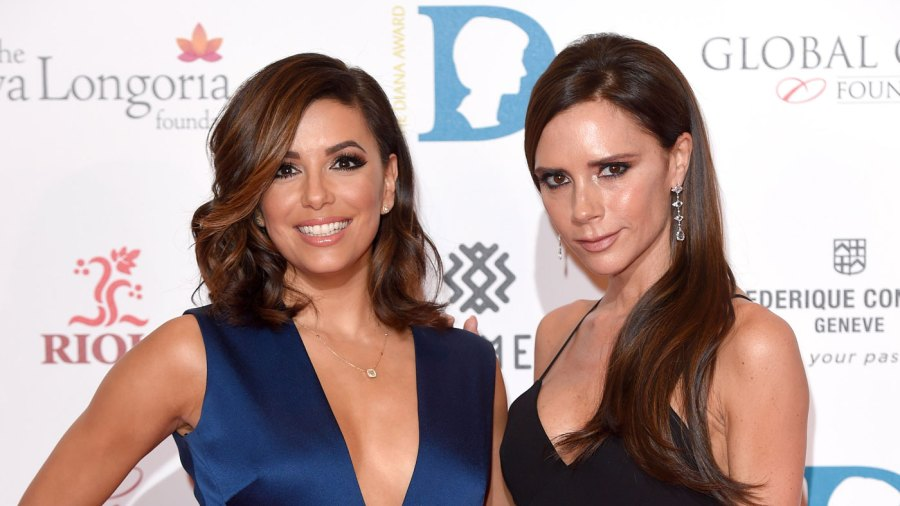 Eva Longoria has spoken out about Victoria Beckham's role at her wedding