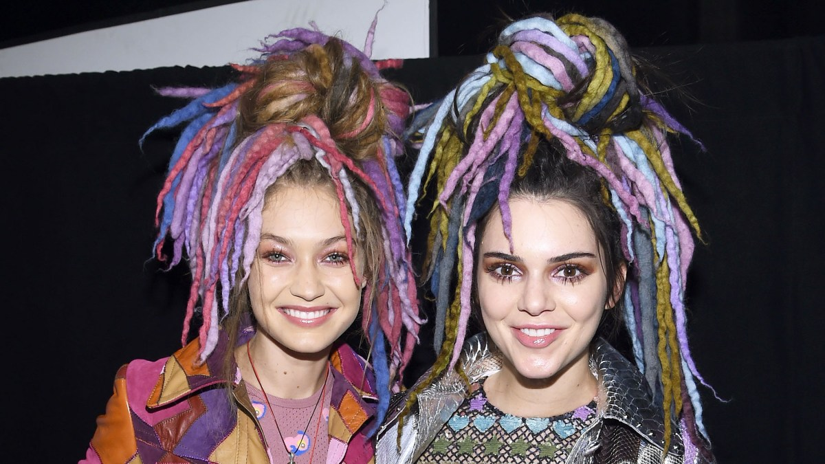 495c95b295 Marc Jacobs Gets Blasted for Cultural Appropriation After Using Etsy  Dreadlocks on Kendall J., Gigi H. and More Models