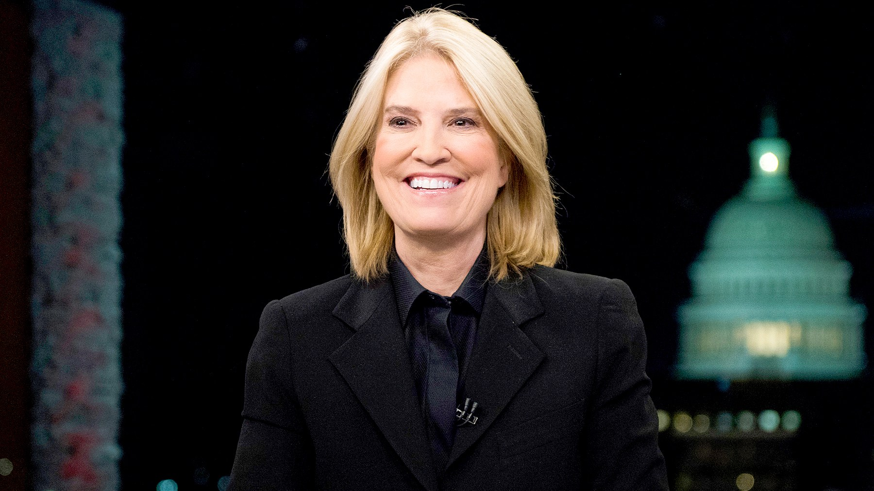 "Greta van Susteren appears on the premiere episode of ""For the Record with Greta"" in Washington, D.C., Monday, January 9, 2017."