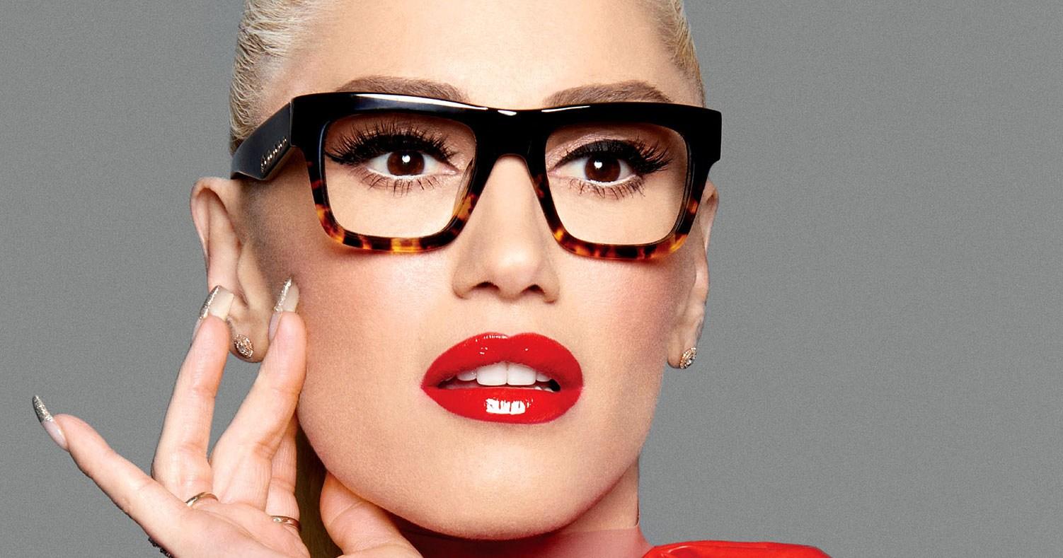 Gwen Stefani's Says ... Gwen Stefani Eyeglasses
