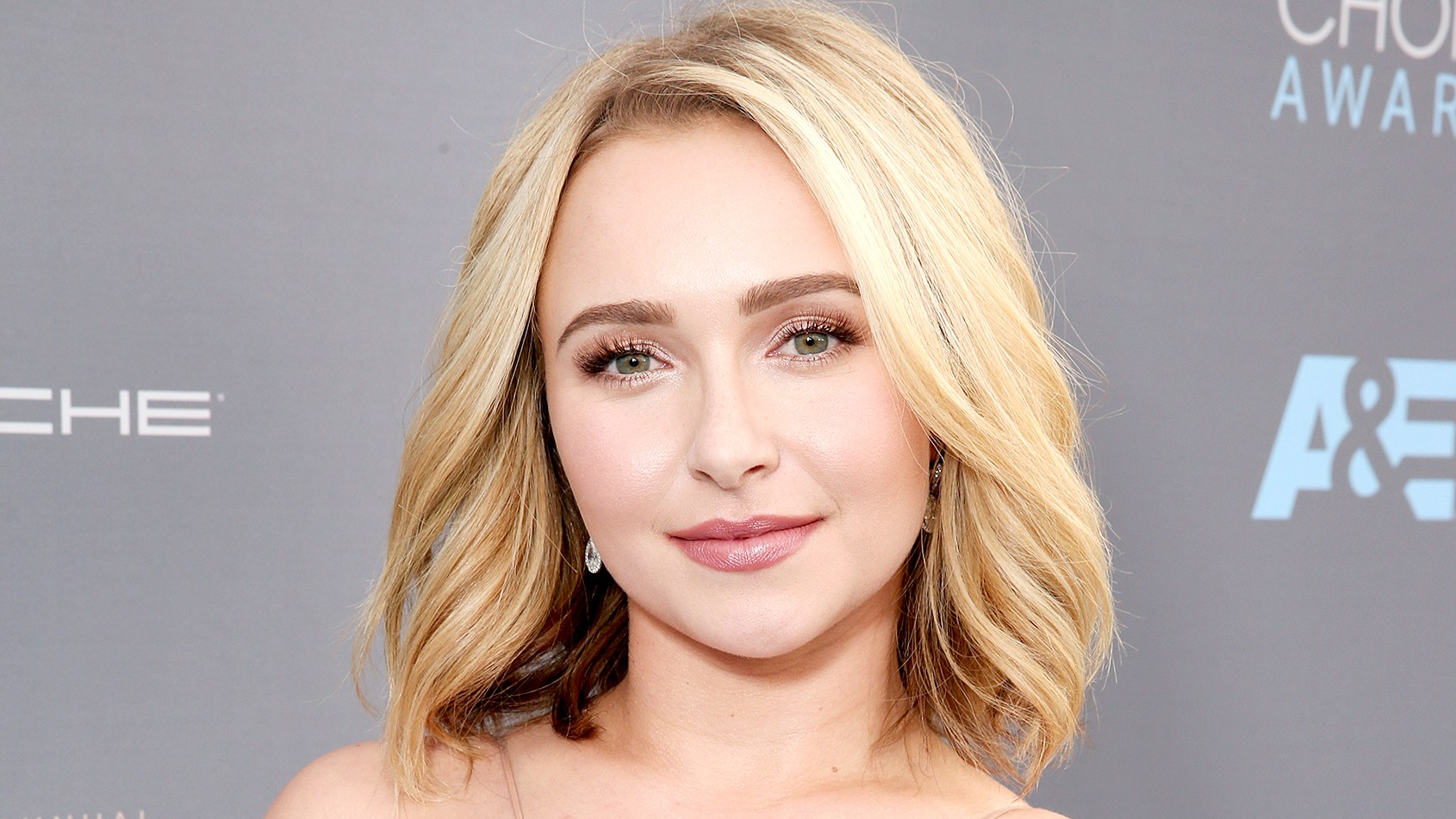 Hayden Panettiere attends the 21st Annual Critics' Choice Awards.