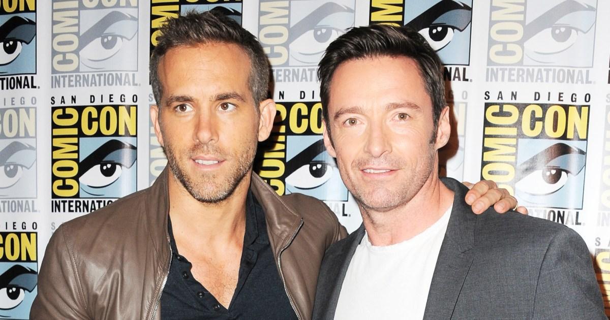 Ryan Reynolds Trolls Faux Frenemy Hugh Jackman Again - Deadpool and wolverine are trolling each other on twitter and its the best battle ever