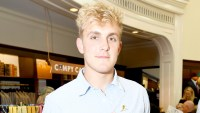 Jake Paul at the Brooks Brothers Beverly Hills summer camp party benefitting St. Jude Children's Research Hospital at Brooks Brothers Rodeo on June 3, 2017 in Beverly Hills, California.