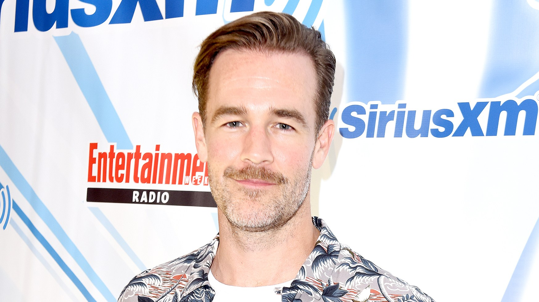 James Van Der Beek attends SiriusXM's Entertainment Weekly Radio Channel Broadcasts From Comic Con 2017 at Hard Rock Hotel San Diego on July 21, 2017 in San Diego, California.