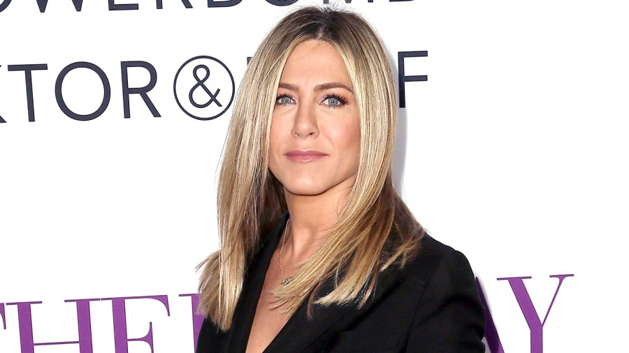 """Jennifer Aniston attends the Open Roads World Premiere of """"Mother's Day"""" at the TCL Chinese Theatre IMAX on April 13, 2016 in Hollywood, California."""