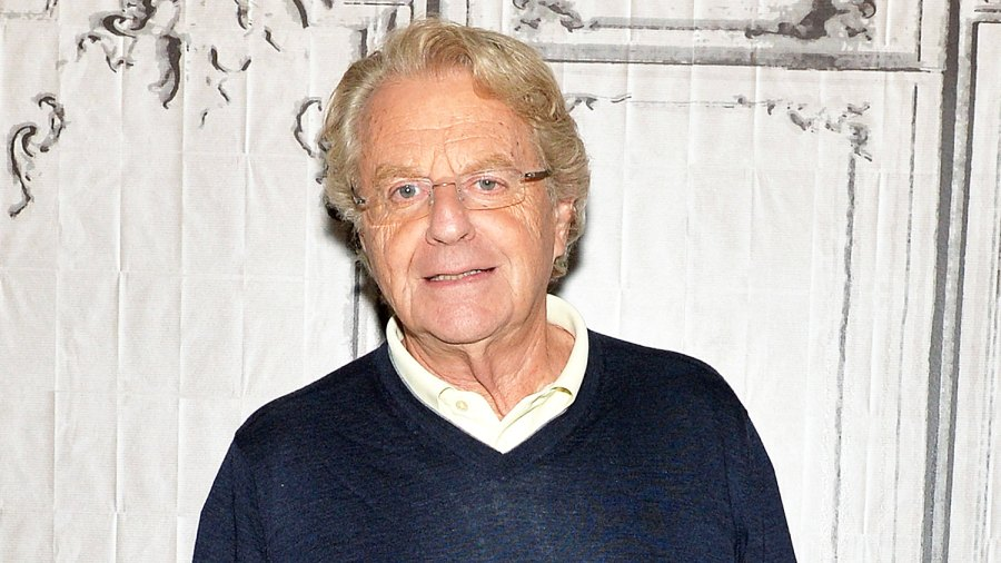Jerry Springer visits AOL Build to discuss 25 years of his TV show at AOL Studios In New York on May 19, 2016 in New York City.
