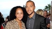 "Jesse Williams and Aryn Drake-Lee attend the ""GQ, Nautica, and Oceana World Oceans Day Party"" at Sunset Tower on June 8, 2010 in West Hollywood, California."