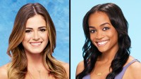 JoJo Fletcher and Rachel Lindsay