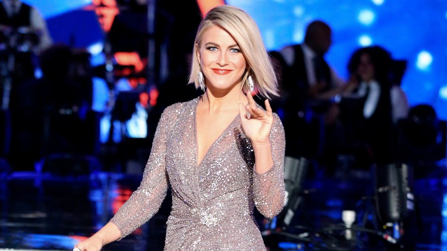 Julianne Hough on Dancing with the Stars.
