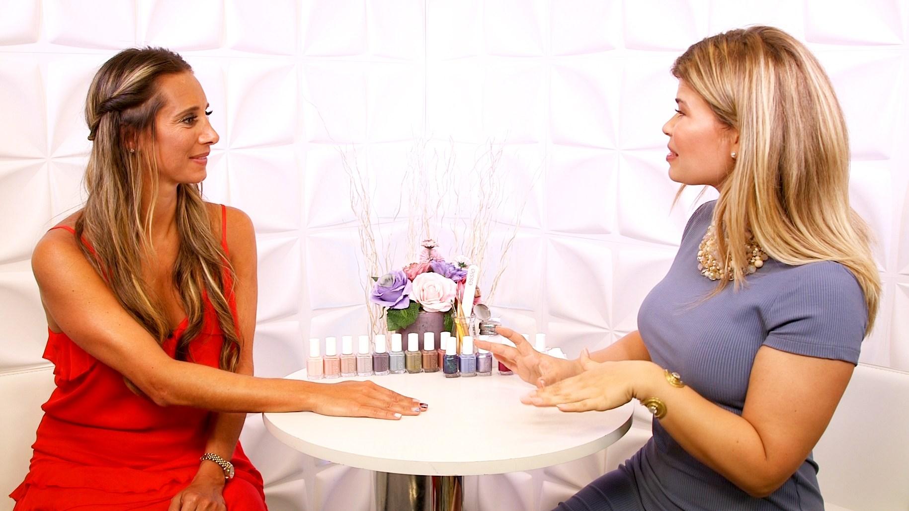 Celebrity Manicurist Julie Kandalec