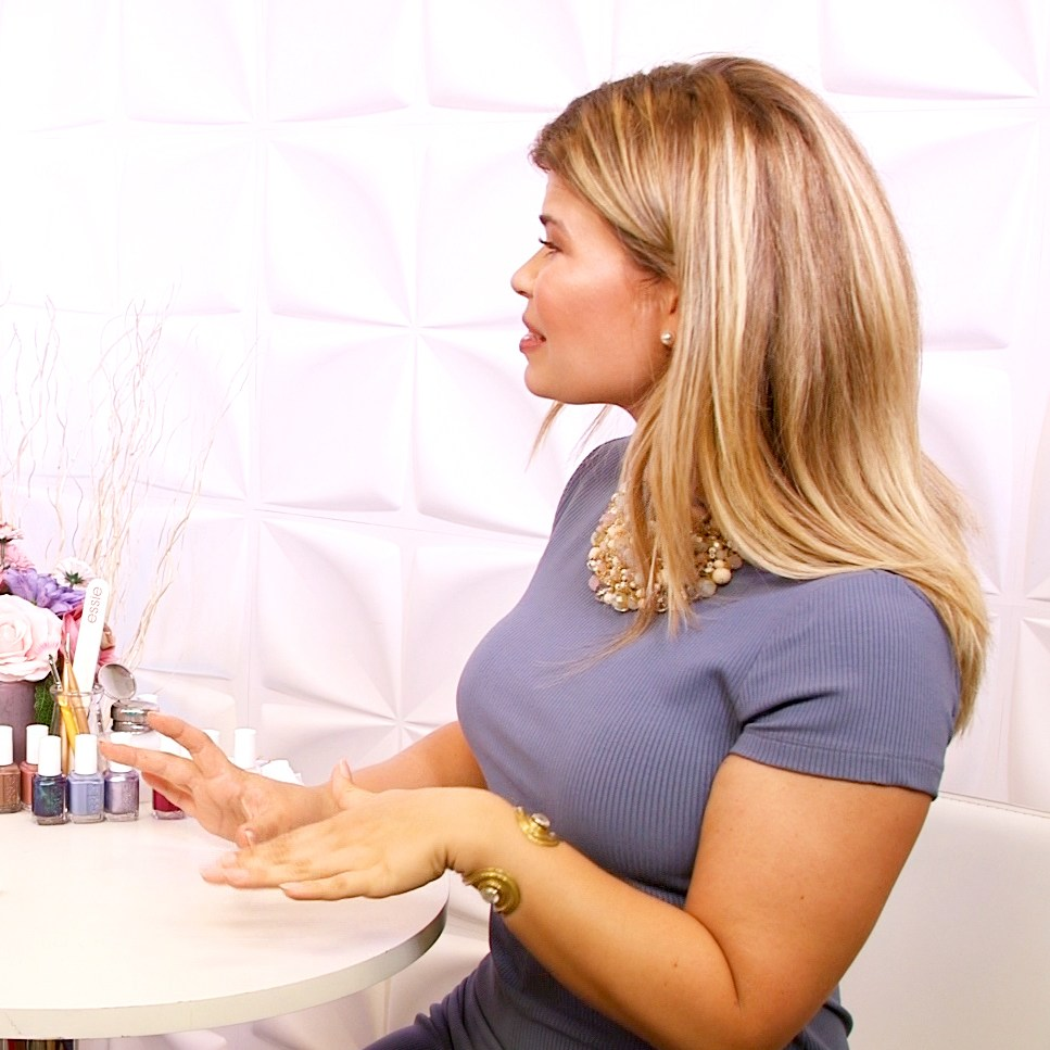 Celebrity Manicurist Julie Kandalec
