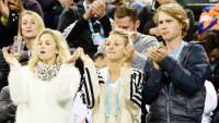 Lucille Bryan, Kaley Cuoco and Karl Cook