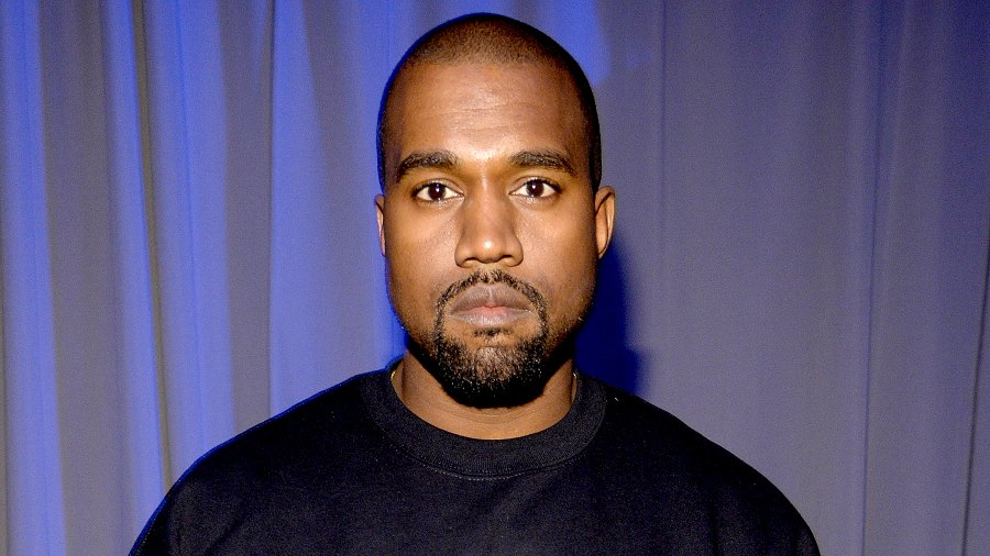 Kanye West attends the Tidal launch event #TIDALforALL at Skylight at Moynihan Station on March 30, 2015 in New York City.