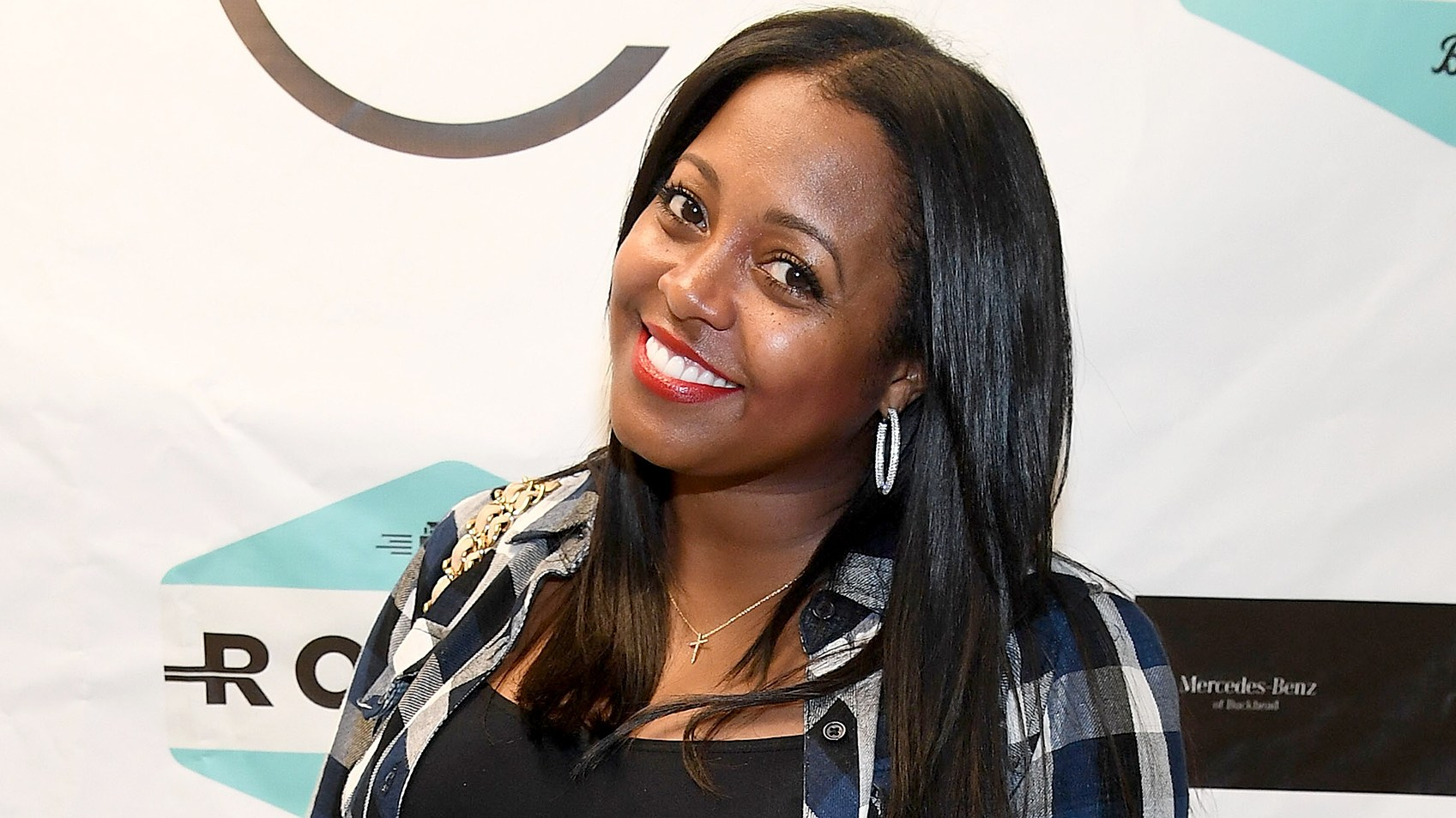 Keshia Knight Pulliam attends LudaDay Celebrity Basketball Game at Morehouse College Forbes Arena on September 4, 2016 in Atlanta, Georgia.
